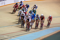 UCI Track World Cup Series 2014-15 Round I - Guadalajara, Mexico - Saturday Finals