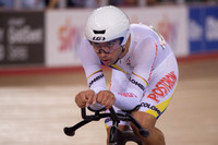 UCI Track World Cup Series 2014-15 Round II - London, England -Saturday