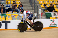 UCI Track World Cup Series 2014-15 Round I - Guadalajara, Mexico - Saturday Qualifiers