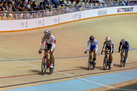 UCI Track World Cup Series 2014-15 Round I - Guadalajara, Mexico - Sunday Finals