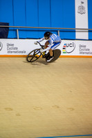 UCI Track World Cup Series 2014-15 Round I - Guadalajara, Mexico - Sunday Qualifiers